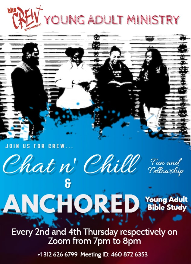 Anchored - Young Adult Bible Study